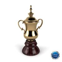 trophy dxf