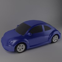 sport automobile vehicle 3d model