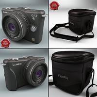 Camera and Bag V2