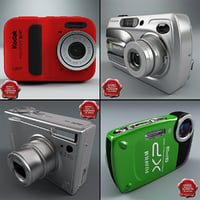 Digital Cameras Collection V3