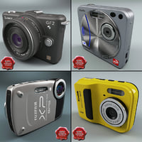 Digital Cameras Collection V4