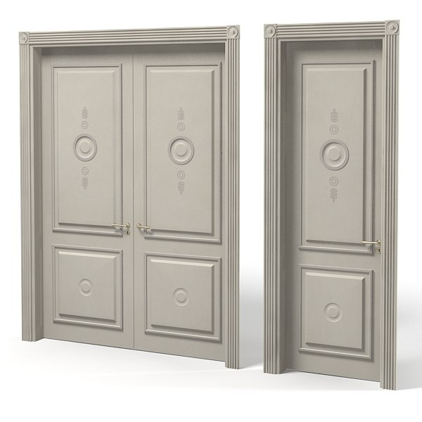 Room Door classic double single traditional .jpg