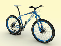 Mountain Bike Giant XTC Blue
