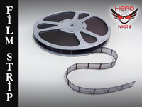 Film Strip reel