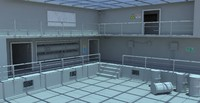 maya factory interior
