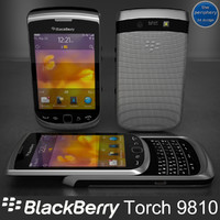BlackBerry Torch 9810 Smartphone