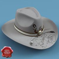 Cowboy Hat V6