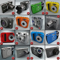 Digital Cameras Collection V8