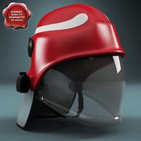 helmet v2 3d model