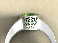 3d model ring jewelry