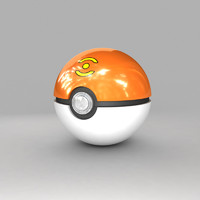 Competition Ball (pokeball)