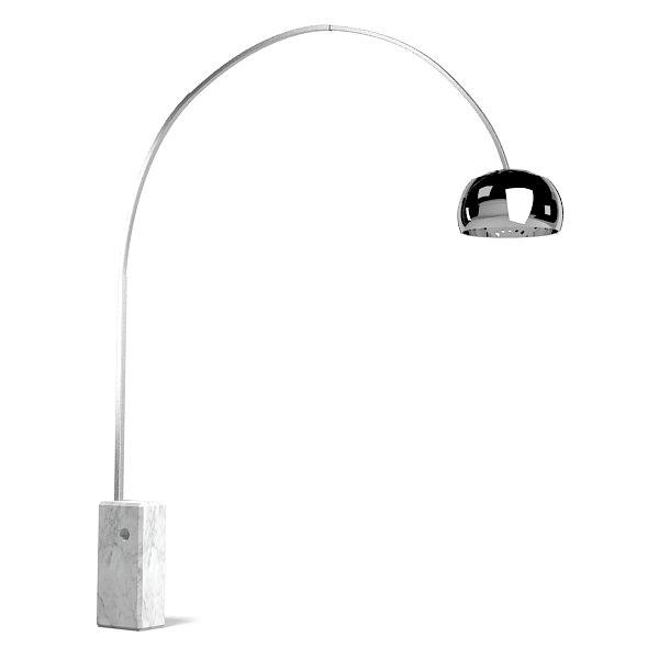 Pics Photos  Free Flos Arco Floor Lamp 3d Model
