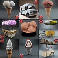Ice Cream Collection V4