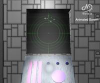radar station 3d model