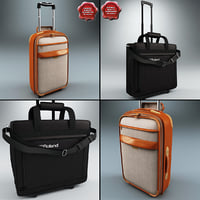 Wheeled Travel Bags Collection