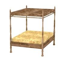 fbx old bed