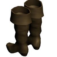 obj century cavalier boots