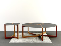 Blu Dot Pi Coffee & Side Tables