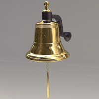 Nautical Brass Bell