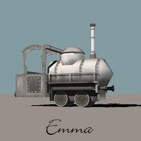 tank locomotive Emma