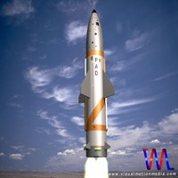 DRDO PAD Interceptor Missile
