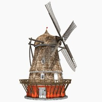 dutch windmill 3ds