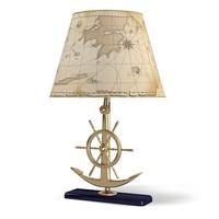 3dsmax caroti table lamp
