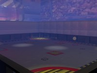 3d model of robot wars arena battle
