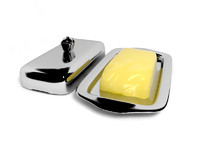 3ds max silver butter dish