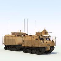 Warthog ATV