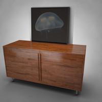 maya commode - cabinet