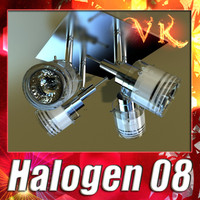 Halogen Lamp 08