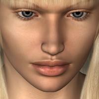 3ds max nude female