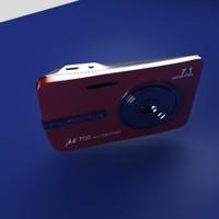 3d camera olympus u700 model