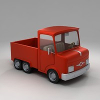 cartoon truck 1