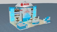 Alce_electric_wooden_fair_stand