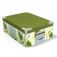 gift box tarditional 3d model