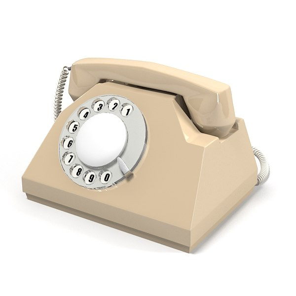 Retro phone telephone vintage disk analog corded president.jpg