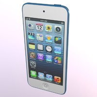 3ds max ipod touch apple