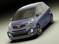 Kia Picanto Sport 2012 3door