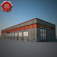 Car Service Building V2