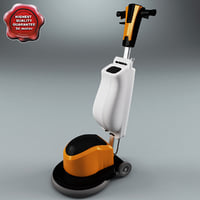 Floor Clean Machine RD-Multiple