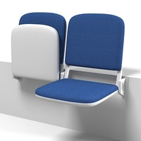 Folding Stadium chair seat arena chair seating