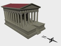 max temple roman tempio