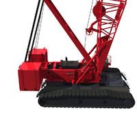 manitowoc 16000 crawler crane obj