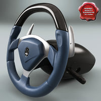 maya maserati steering wheel