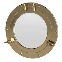 Porthole sea ship scuttle illuminator side-light viewing port