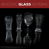 Beer Glass Pack (4 Glasses)