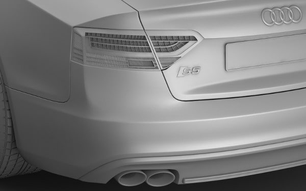 audi s5 coupe 2012 3d 3ds - Audi_S5_Coupe_2012... by PolygonFly