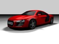 Audi R8 low